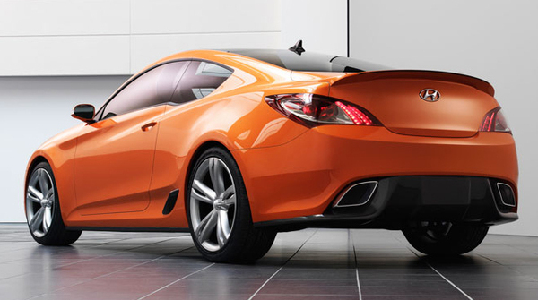 Hyundai Genesis Coupé: encore des photos