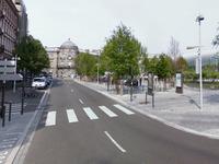 Strasbourg : un nouveau plan de circulation place de la Gare testé