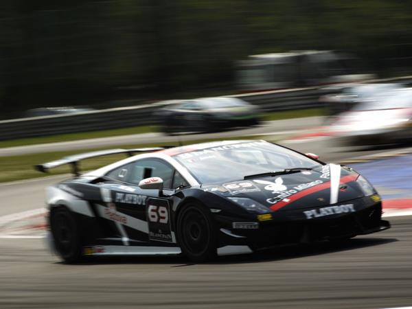 Salon de Francfort 2011 - Une Lamborghini Gallardo de course pour la route...