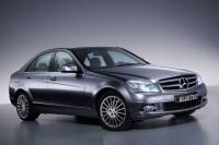Mercedes : la C220,  premier 4 cylindres Bluetec