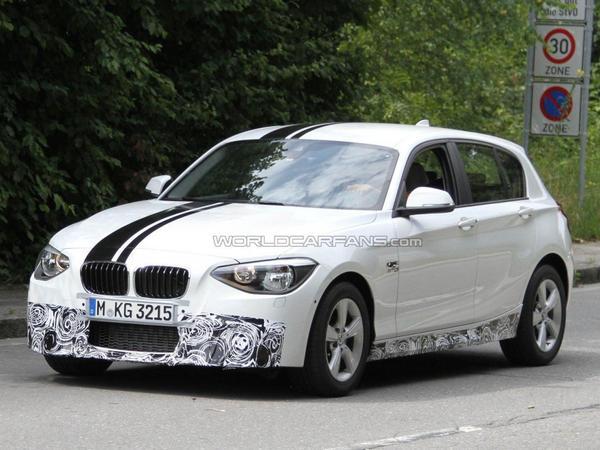 Nouvelle BMW Série 1: le pack M-Sport pour bientôt
