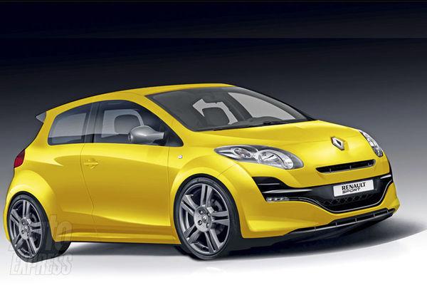 Déjà la future Renault Clio RS!