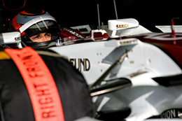 F1 Force India : Christian Klien passe les qualifs !