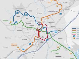 Montpellier Agglomération développe son réseau de tramway