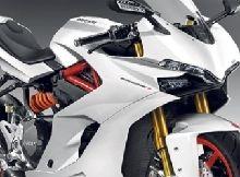 Nouveauté - Ducati: la Supersport 936 en clair