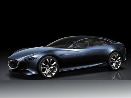 Mondial 2010 : le concept Mazda Shinari annonce le futur