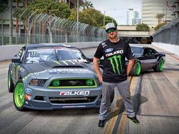 Vaughn Gittin Jr. nous présente ses autos