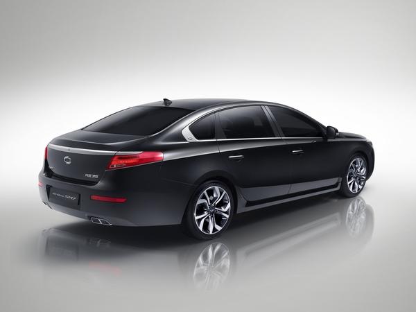 La nouvelle Renault Samsung Motors SM7 commercialisée en août