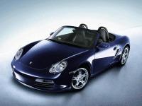 Nouveau moteur pour les Porsche Boxster et Boxster S