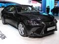 Lexus GS restylée : un peu plus de caractère - Vidéo en direct du Salon de Francfort 2015