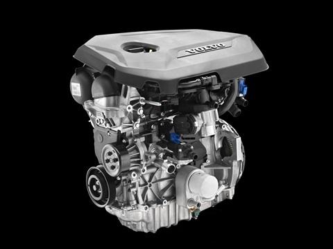 Nouveaux moteurs Volvo 1,6 l GTDi de 150 ch et 180 ch