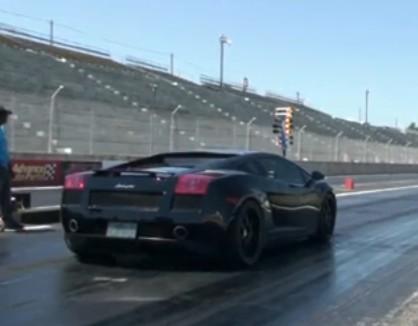 Vidéo : Lamborghini Gallardo Underground Racing, le retour (1300 bourrins)