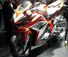 Vidéo - Honda CBR250RR: l'Indonésie première servie