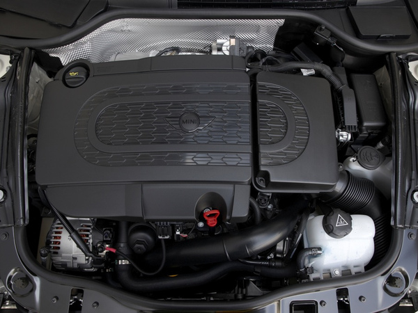Mini Cooper S : bientôt avec un 2.0l diesel