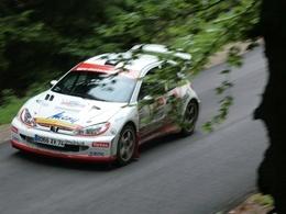 Rallye Alsace Vosges: plus de 50 photos!