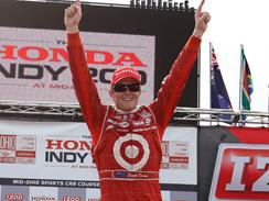 Indycar, Mid-Ohio: week-end parfait pour Dixon!
