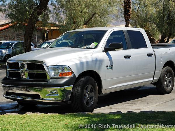 Spyshot : Dodge Ram hybride, changement d'ère