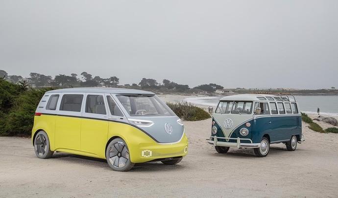 Volkswagen : des ID Buzz autonomes pour la Coupe du monde de football 2022