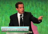 Sarkozy vise les entreprises responsables des dégâts causés à l'environnement