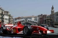 Ferrari à Venise