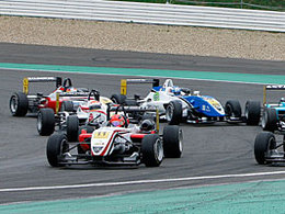 (Week-end de course) F3 Euro Série, Formula Nippon