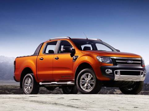 "Le nouveau Ford Ranger élu ""Pick-Up International 2013"""