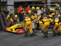 Un nouveau podium pour Kubica