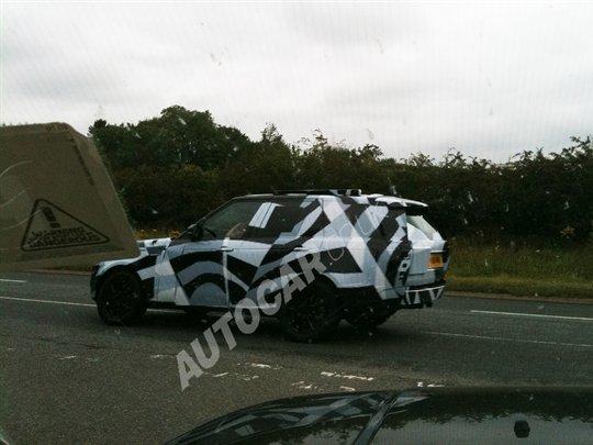 """Le prochain Range Rover """"s'évoquisera-t-il""""?"""