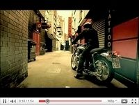 Vidéo commerciale de la Kawasaki W 800 2011