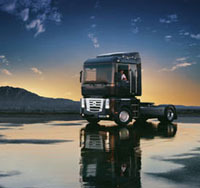 Accord GAZ / Renault Trucks