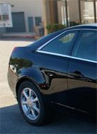Cadillac CTS coupé et SW: comme ça?