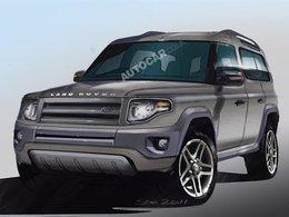 Salon de Francfort 2011 - Un concept Land Rover Defender?
