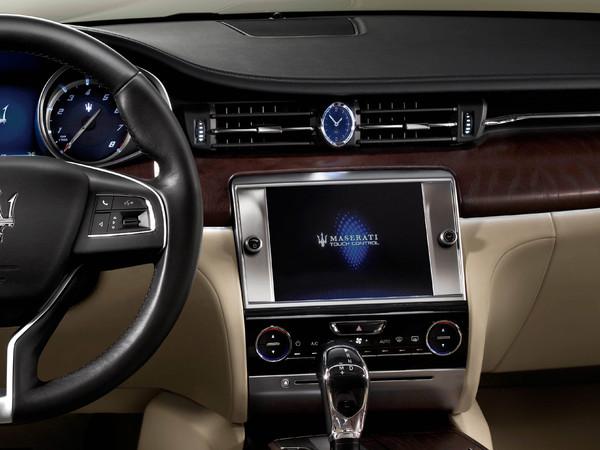 (Minuit chicanes) La pendule Maserati