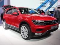 Volkswagen Tiguan 2 : la cash machine - Vidéo en direct du salon de Francfort 2015