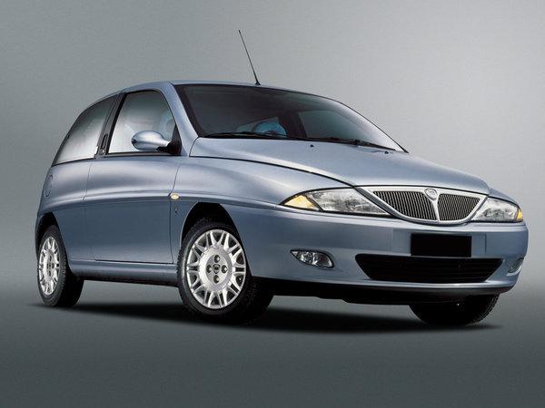Dernières venues dans la gamme de la Lancia Y