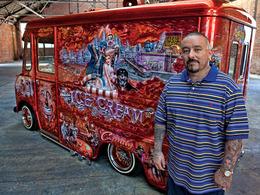 Mister Cartoon maître incontesté du tatouage et de l'aérographie