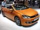 Volkswagen Golf cabriolet restylé : discrète - Vidéo en direct du salon de Francfort 2015