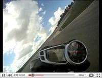 Le tracé d'Ascari en Triumph Speed Triple 2011 [vidéo]