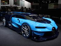 Bugatti Gran Turismo concept : spectaculaire - En direct du salon de Francfort 2015