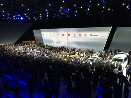 Francfort 2015 - Lundi 14 septembre 22h00 - Premier LIVE - Audi, Volkswagen et Lamborghini : révélations en direct