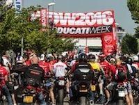 World Ducati Week 2016: plus de 81 000 fans