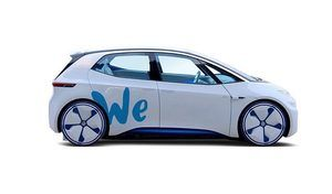 Volkswagen dévoile son service d'autopartage