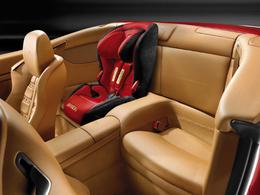 Salon de Francfort 2011 - Un département personnalisation pour Ferrari