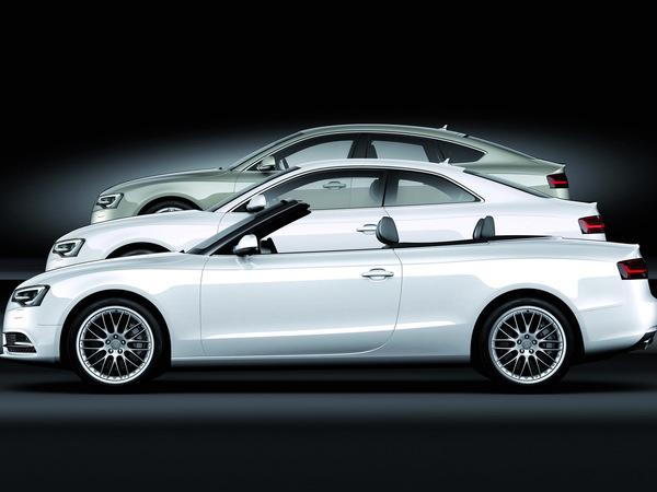 Futur style Audi : vous ne pourrez plus les confondre