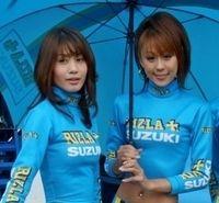 Les filles du paddock : GP du Japon [+ vidéo]