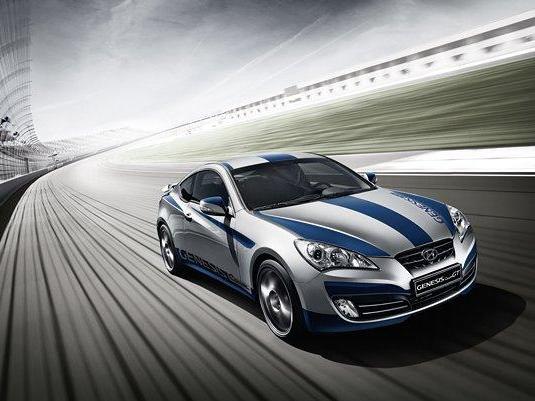 Hyundai Genesis Coupé GT: une série spéciale pour l'Allemagne