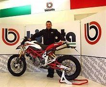 Actualité moto - Bimota: La DBX défie l'Erzberg !