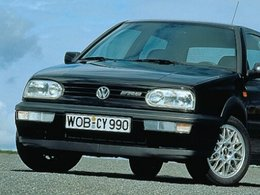 Volkswagen Golf VR6: 20 ans déjà