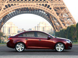 La future Chevrolet Cruze construite en Europe plutôt qu'en Corée ?