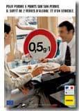 Entre boire ou conduire, les Français commencent à choisir